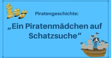 Piratengeschichte Kinder